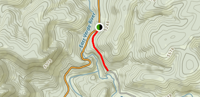 Ellison Creek Trail Map