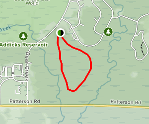 Bear Creek Pioneers Park: Equestrian and Nature Trail Map