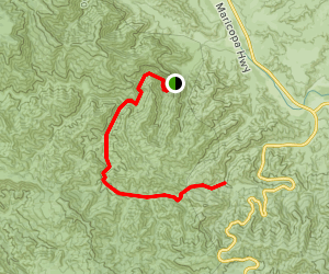 Deal Trail Map