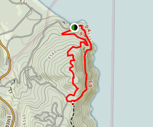 Lighthouse Trail Map