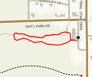 Oasis of Mara Nature Trail Map