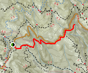 Troop 80 Trail Map