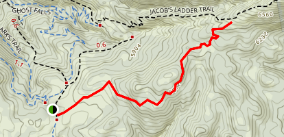 Alpine Perimeter Trail Map