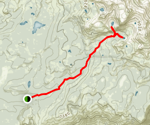 Lyons Creek Trail Map