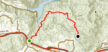 Anderson Truck Trail [PRIVATE] Map