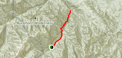 Lower Dungeness Trail Map