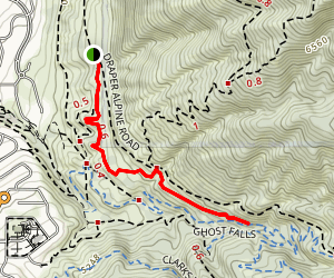 Rattler Trail Map