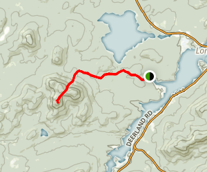 Owl's Head Mountain Trail Map