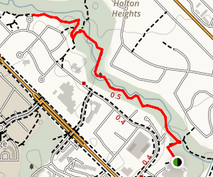 Morrison Creek Trail  Map