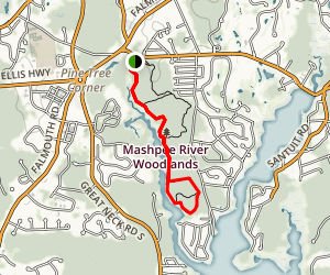 Long River Trail Map