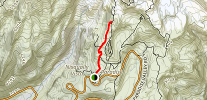 Dead Horse Creek Trail Map