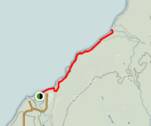Pictured Rocks Map