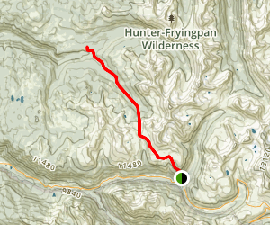 Midway Pass Map
