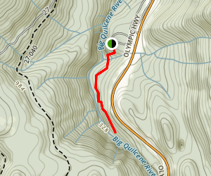 Fallsview Canyon Trail Map