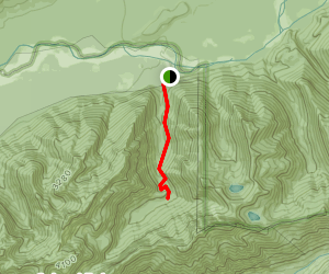 Fletcher Canyon Trail Map