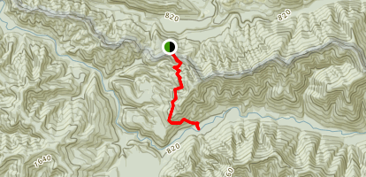 Rugged Ridge Trail Map