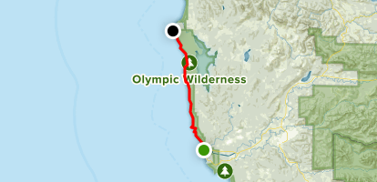 Olympic Coast North - Washington | AllTrails