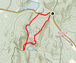 Devil's Gulch Trail Map
