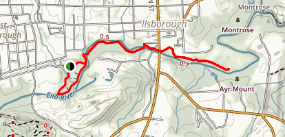 Hillsborough Riverwalk Map