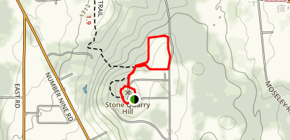 Stone Quarry Hill Art Park Map