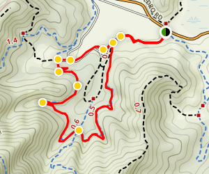 Back Ranch Meadows Map