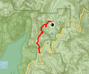 Independence Pass Interpretive Trail Map