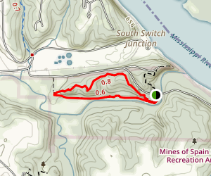 Catfish Creek Trail Map