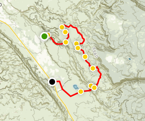 Steel Bender 4x4 Trail Map