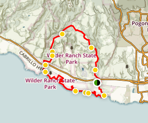 pogonip trail map with Pacific To Redwoods Loop on 588971 further Pacific To Redwoods Loop further Emma Mccrary Trail likewise 2364926177 further Pogonip Santa Cruz.