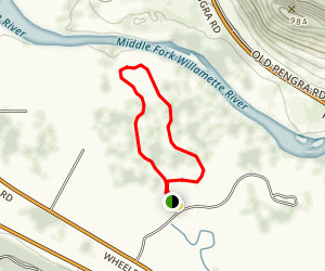 Elk Trail Map