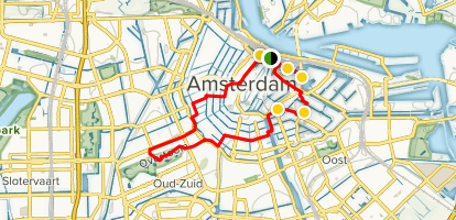 A Family Tour of Amsterdam on Bicycles - North Holland ...