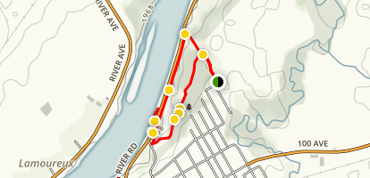 Turner Park Trail Map