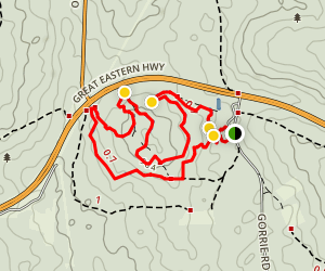 Forsyths Mill Map