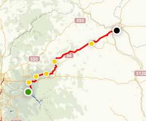 Kep Track Map