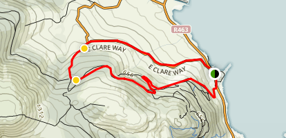 Ballycuggeran Loop Map