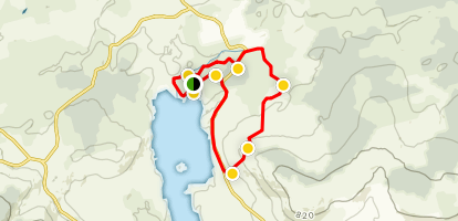 Cahermurphy Loop Trail Map
