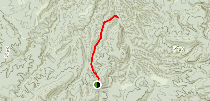 Trail 1A  Map