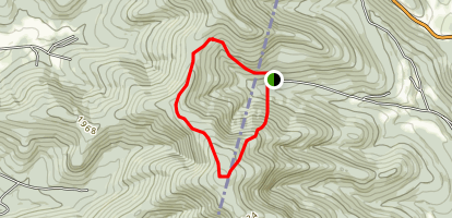 Williams Trail Map