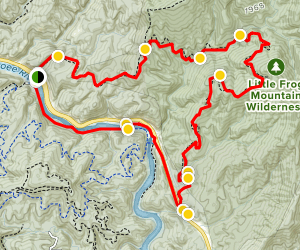 Ocoee River Loop Trail - Tennessee | AllTrails