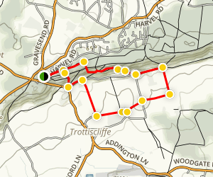 Trosley Country Park Loop Map