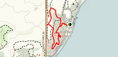 Governor Nelson Circuit Map