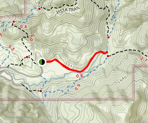 Meadow Trail Map