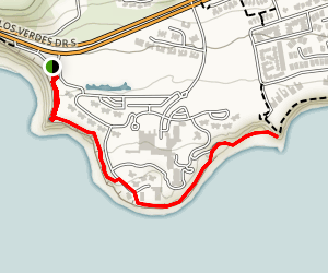 Terranea Discovery Trail Map