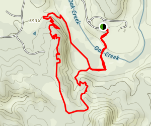Eagles Nest Trail Map