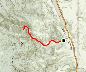 French Creek Trail Map