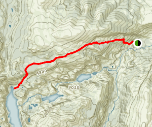 Ross Lake Trail Map