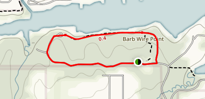 Wymore Trail Map