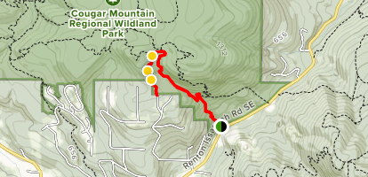 Ring Road Trail Map