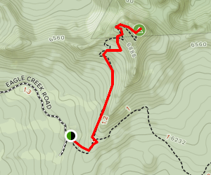 Fuji Mountain Trail Map