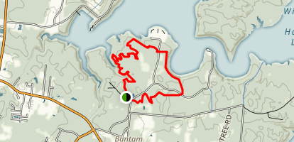 East Fork Trail Map
